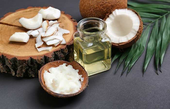 Treat Knee Joint Pain Naturally - Coconut Oil