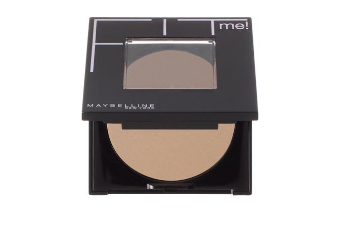 Maybelline Fit Me Pressed Powder in Natural Beige