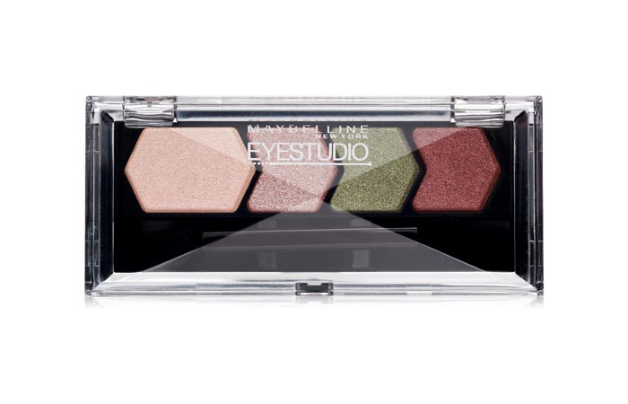 Maybelline Eye Studio- Color Plush Silk Eyeshadow