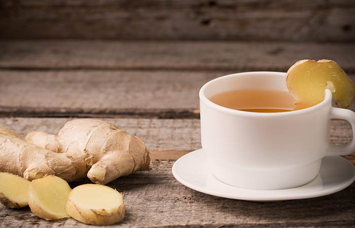 Ginger For Hiccups