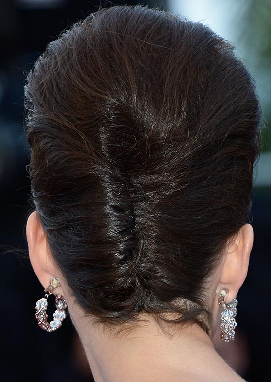 Gorgeous-Bouffant-with-French-Twist