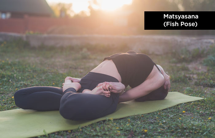 Matsyasana-(Fish-Pose)