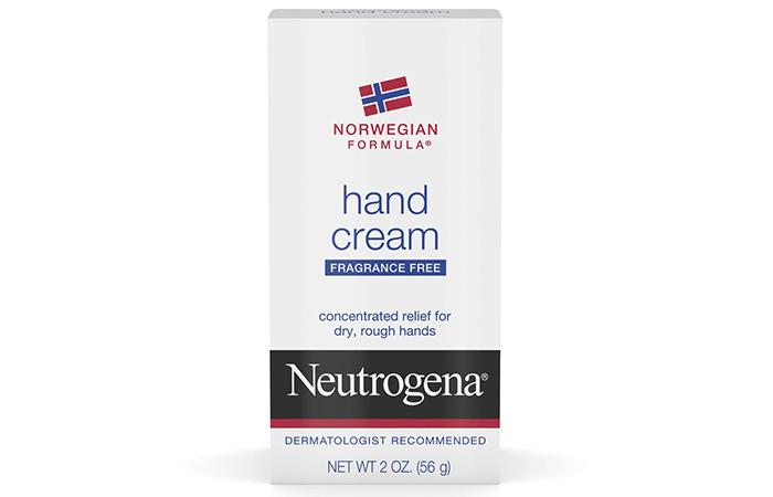 Neutrogena Norwegian Formula Fragrance-Free Hand Cream