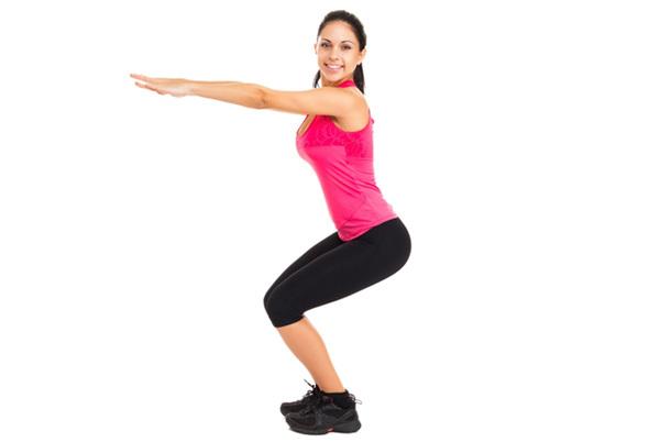 Squats workouts