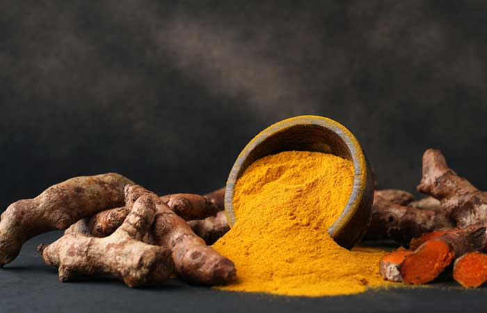 Treat Knee Joint Pain Naturally - Turmeric
