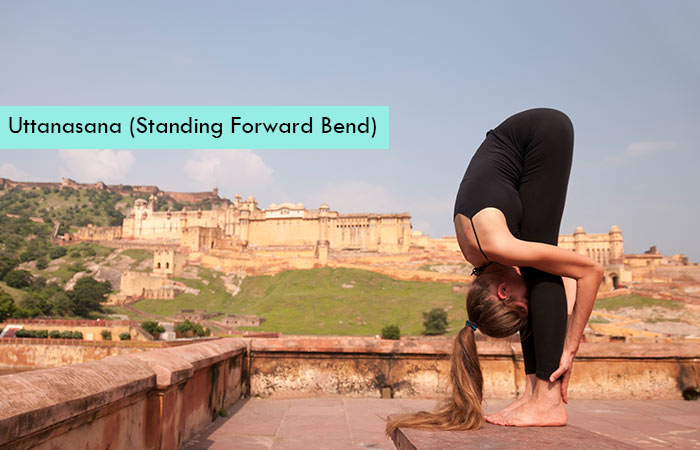 Uttanasana-(Standing-Forward-Bend)