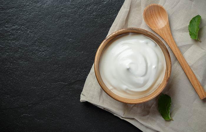 Yogurt For Hiccups