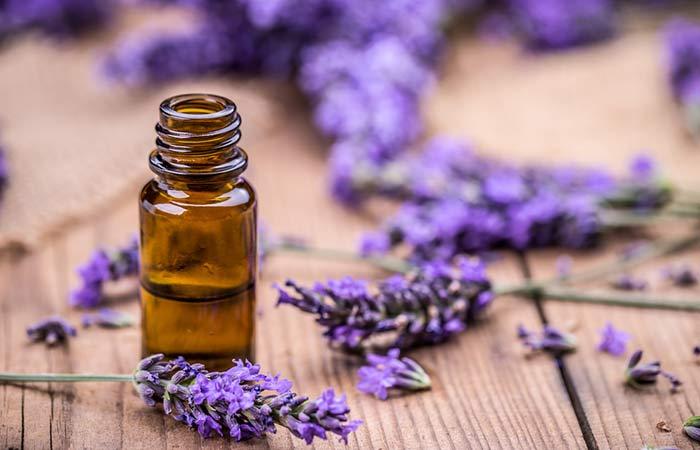 tennis elbow - Lavender Oil