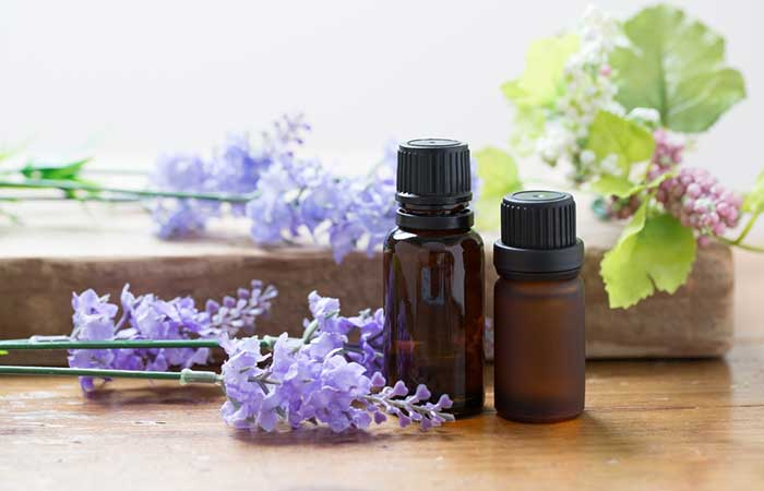 Hot Flashes - Lavender Oil