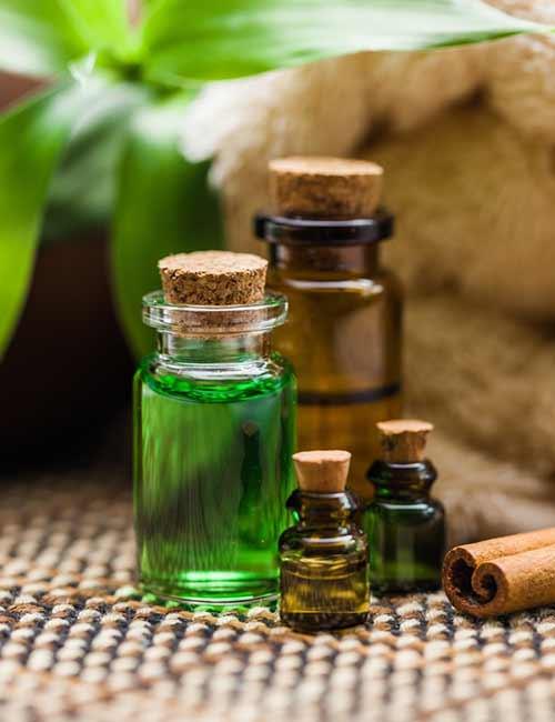 b. Tea Tree Oil