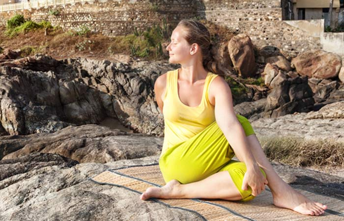 challenging yoga asanas for back pain