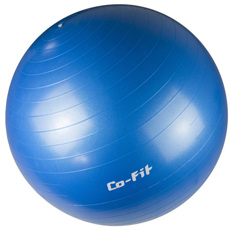 co fit anti burst gym ball