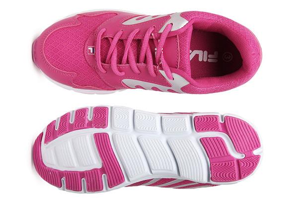 fila women pink lia sports shoes