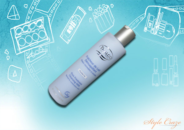 thalgo pure freshness cleansing milk