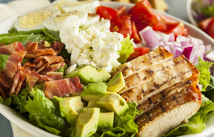 Cobb Salad Recipes - Classic Cobb Salad