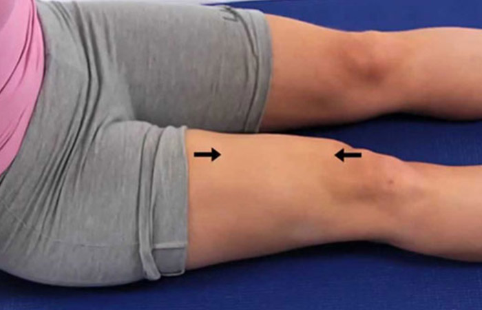 Knee Strengthening Exercises - Quad Clenches