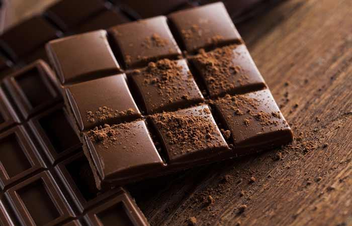 10. Dark Chocolate