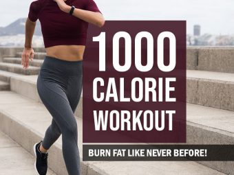1000 Calorie Workout Can You Really Burn 1000 Calories In A Day