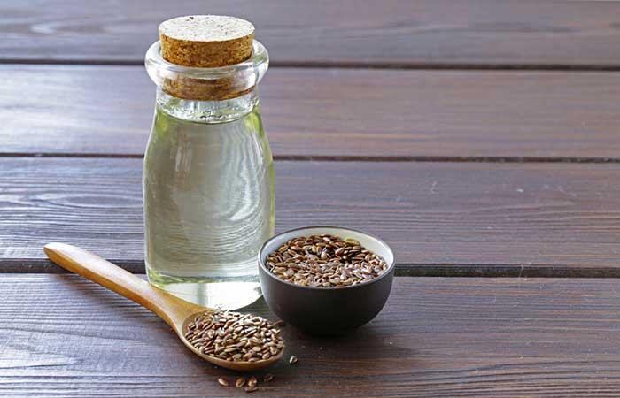 11. Flaxseed Oil