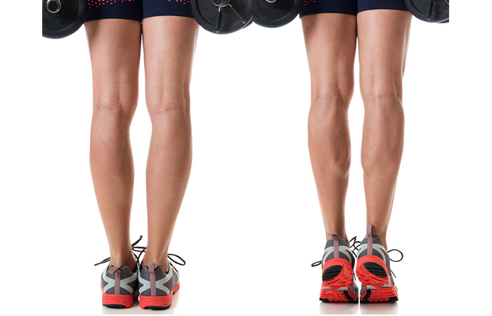 Knee Strengthening Exercises - Calf Raise