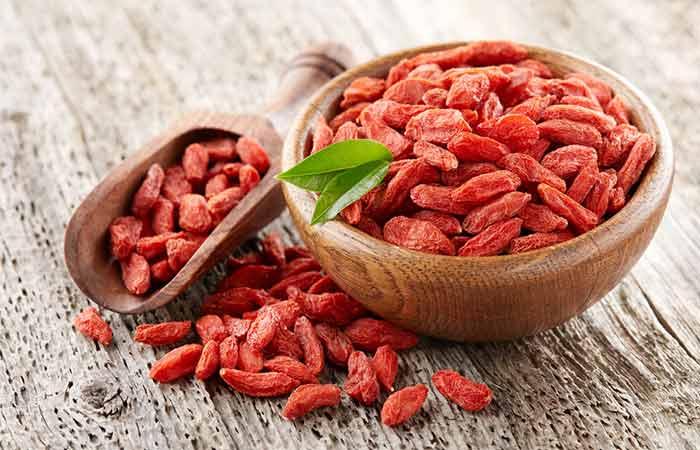 12. Goji Berries