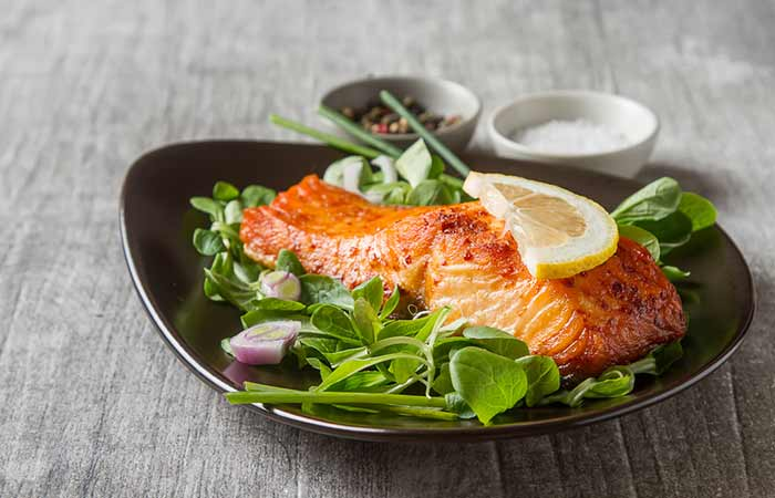 Improve Blood Circulation - Salmon