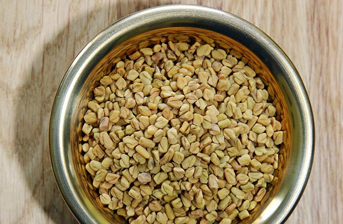 13. Fenugreek Seeds For Appendicitis