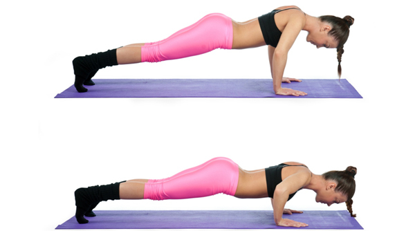 Core Strengthening Exercises - Push-up