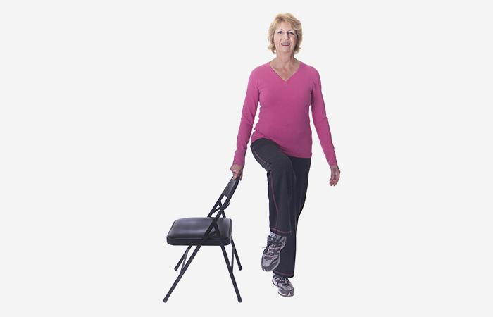 Knee Strengthening Exercises - Knee Stabilization