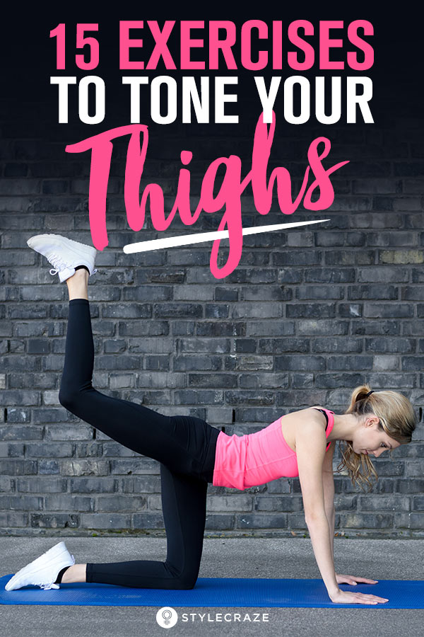 fastest way to lose thigh fat in a week