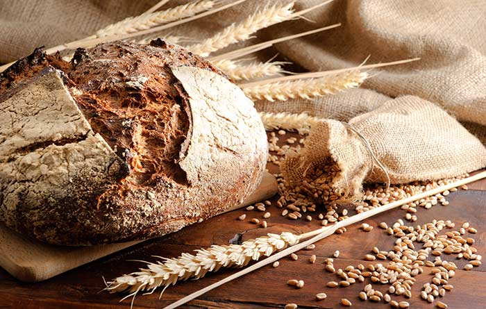 16. Whole Wheat