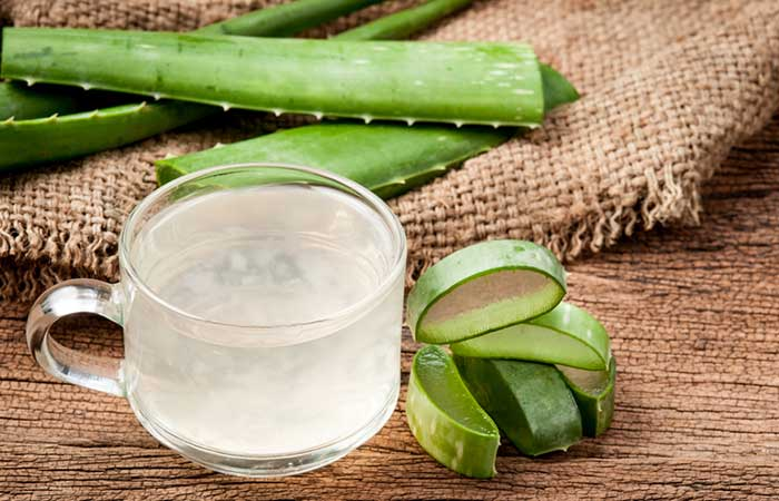 18. Aloe Vera Juice