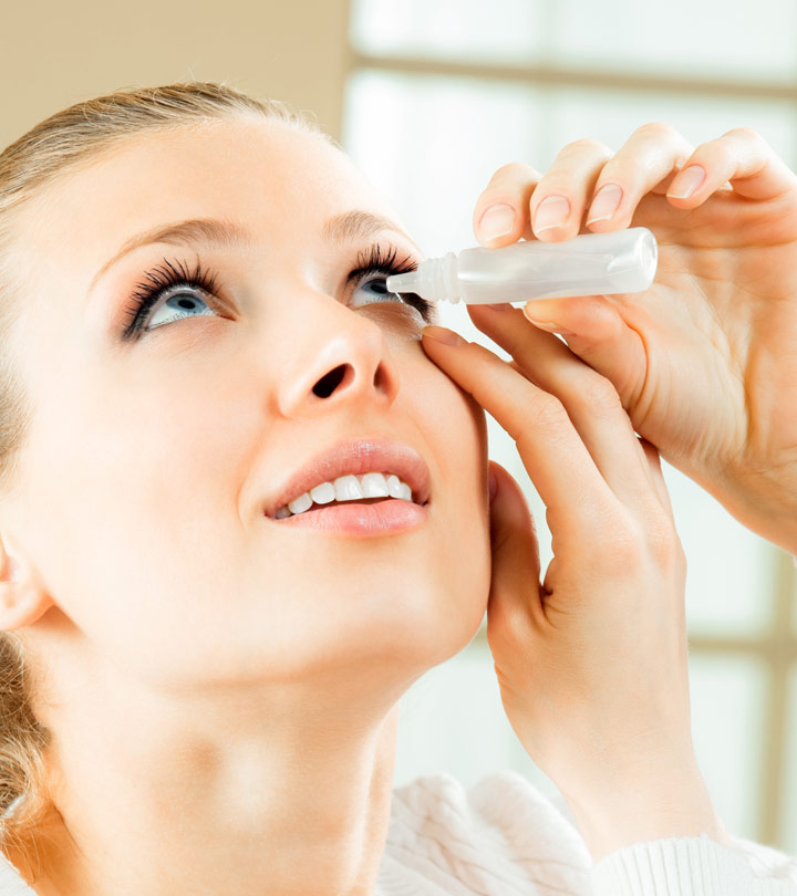 20 Effective Home Remedies For Dry Eyes