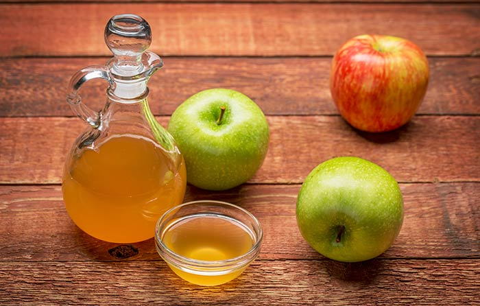 2. Apple Cider Vinegar For Appendicitis