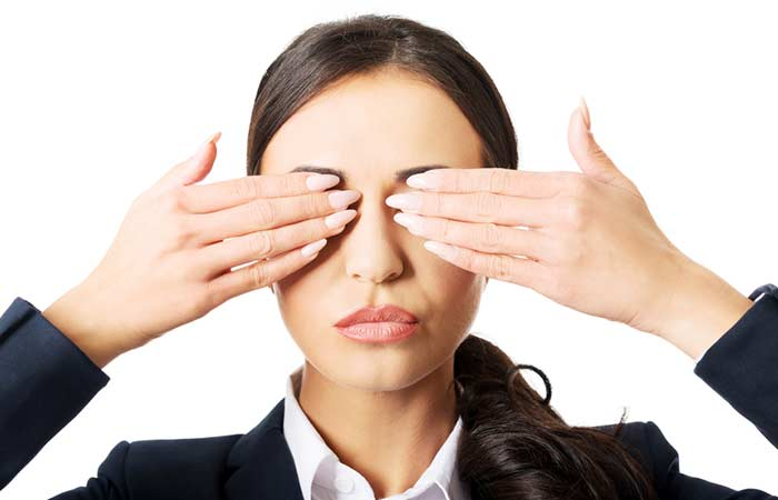 Eye Exercises To Relax And Strengthen Your Eye Muscles - The Rub Down