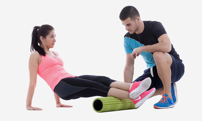 Knee Strengthening Exercises - Foam Roller Exercises