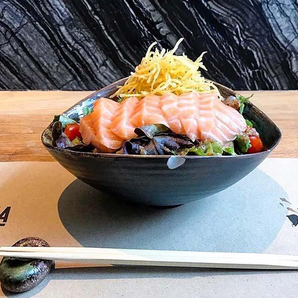 Summer Salads Recipes – Asian-Style Salmon