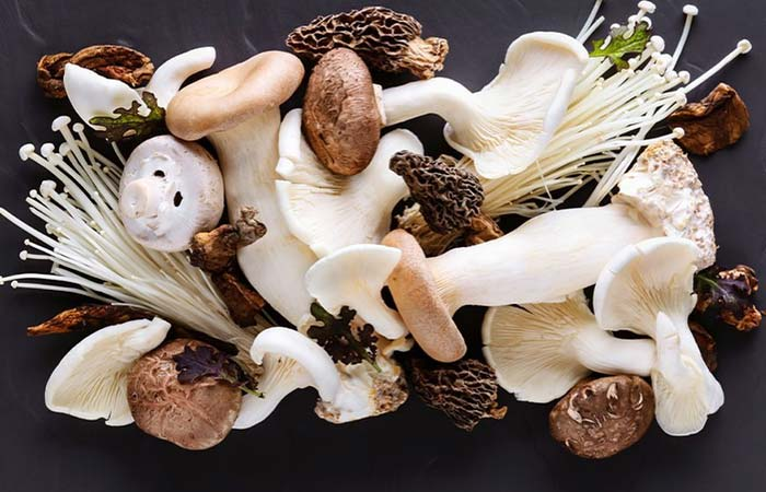 25 Healthy & Tasty Mushroom Recipes