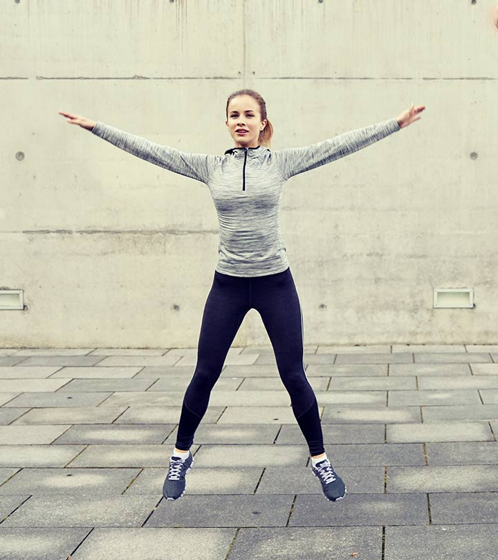 How Do Jumping Jacks Help In Losing Weight?
