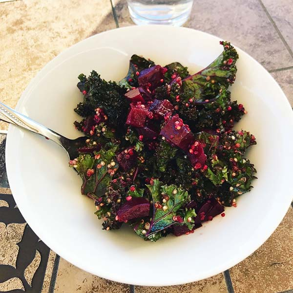 Summer Salads Recipes – Beet And Kale