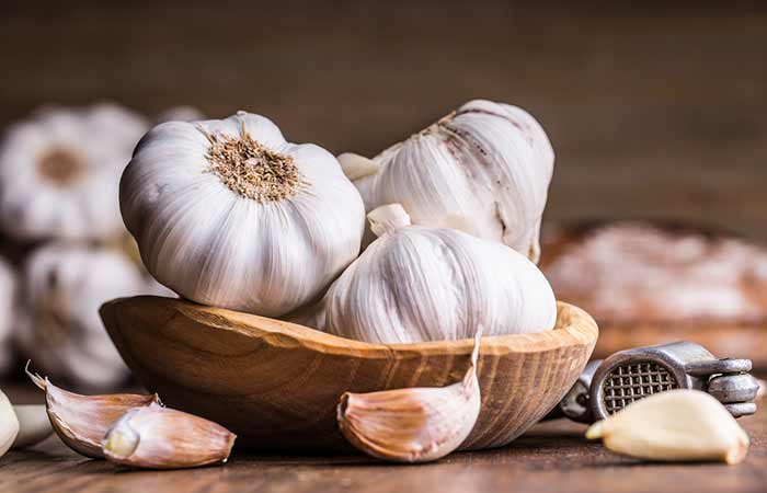 Improve Blood Circulation - Garlic