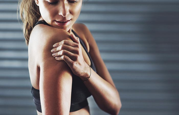 Safeguard-The-Shoulders - How To Avoid Yoga-Related Injuries