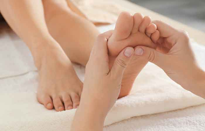 Improve Blood Circulation - Acupressure