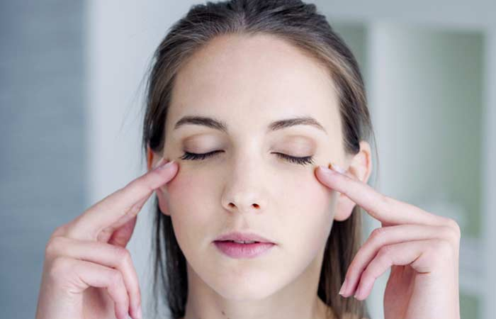 Eye Exercises To Relax And Strengthen Your Eye Muscles - Eye Massage