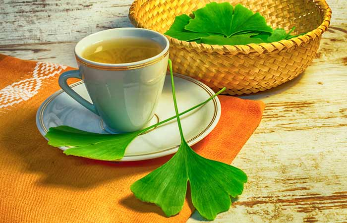 Improve Blood Circulation - Ginkgo Biloba