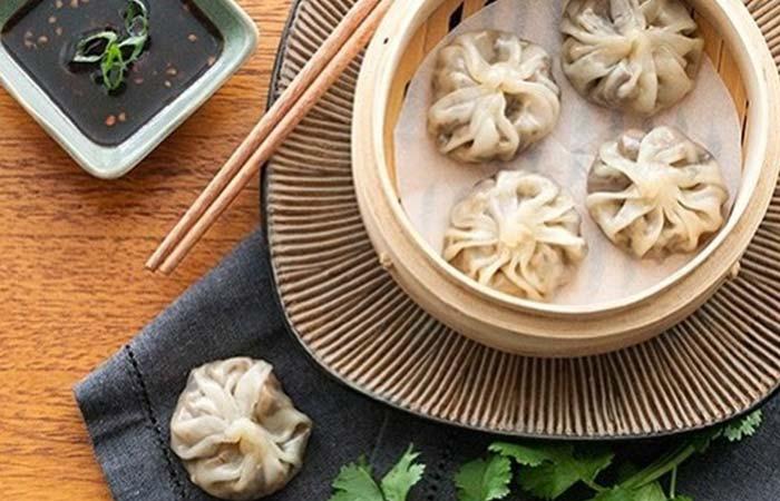Mushroom Recipes - Tibetan Mushroom Dumplings