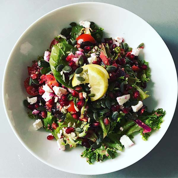 Summer Salads Recipes – Cherry Tomato, Beetroot, Pomegranate