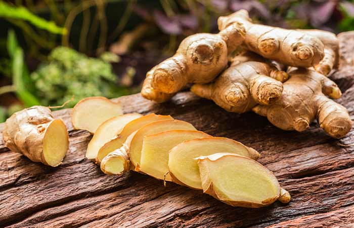Improve Blood Circulation - Ginger