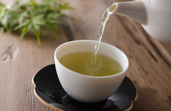 6. Green Tea For Appendicitis