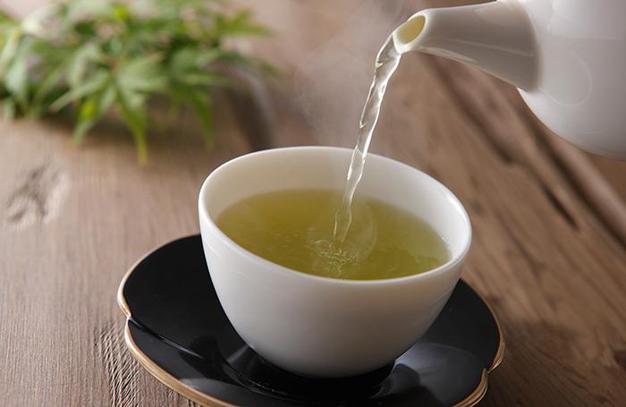 6. Green Tea For Appendicitis